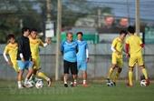Đội hình dự kiến U23 Việt Nam-U23 UAE Đình Trọng, Bùi Tiến Dũng dự bị