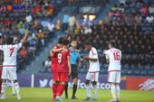 Nhìn lại trận ra quân của U23 Việt Nam qua ảnh