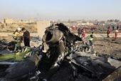 RÚNG ĐỘNG Iran thừa nhận bắn nhầm máy bay Ukraine