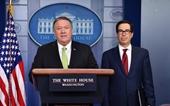 Mỹ áp một loạt trừng phạt trả đũa Iran