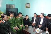 Thủ tướng cấp bằng Tổ quốc ghi công cho 3 liệt sĩ hy sinh ở Đồng Tâm