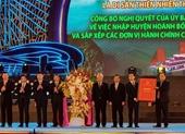 Quảng Ninh tổ chức kỷ niệm 2 sự kiện có ý nghĩa đặc biệt