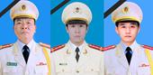 Tổ chức trọng thể lễ tang 3 sĩ quan CAND hy sinh tại Đồng Tâm
