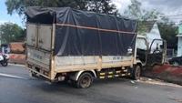 Khen thưởng CSGT truy đuổi, bắt kẻ trộm xe tải ở Bình Phước
