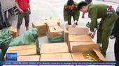 Bắt giữ vụ vận chuyển trái phép gần 1,1 tấn pháo nổ tại Yên Bái