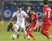 U23 Việt Nam - U23 Jordan Trận hòa nhọc nhằn