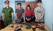 Triệt phá nhóm trộm cắp chó với số lượng lớn ở Tây Nguyên