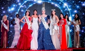 Hoài Thu đăng quang Hoa hậu Sắc đẹp Hoàn vũ 2020