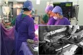 Kỳ tích cứu sống nữ bệnh nhân bị vỡ tim do tai nạn giao thông