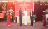 Trao quyết định bổ nhiệm Phó Viện trưởng VKSND tỉnh Phú Thọ