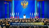 Thủ tướng Nga Dmitry Medvedev đệ đơn xin từ chức lên tổng thống Putin