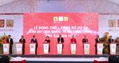Tập đoàn BRG động thổ và công bố dự án Khu Du lịch quốc tế đa chức năng BRG Garden City tại tỉnh Hà Nam