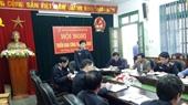 VKSND huyện Ninh Giang, VKSND huyện Thanh Hà triển khai công tác