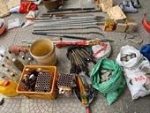 Chế tạo, tàng trữ trái phép vũ khí quân dụng bị xử lý thế nào