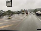 Tai nạn giao thông liên hoàn trên cao tốc Nội Bài - Lào Cai