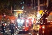Cháy toà nhà dầu khí, 14 người thương vong