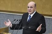 Tổng thống Putin ký sắc lệnh bổ nhiệm tân Thủ tướng Nga