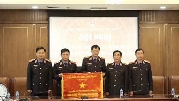 Vụ 11 hoàn thành tốt công tác kiểm sát thi hành án dân sự