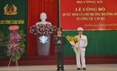 Phó Giám đốc Công an tỉnh Đắk Nông làm Giám đốc Công an tỉnh Lâm Đồng