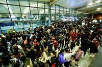 Quá tải đột biến tại Cảng hàng không Quốc tế Nội Bài