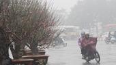 Đón gió mùa đông bắc, miền Bắc chuyển rét đậm kèm mưa từ đêm 30 Tết