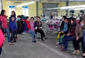 Gần 250 công nhân Tết buồn thê thảm vì không có lương