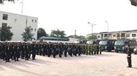 Công an TP Hà Tĩnh huy động 1 500 quân chống pháo tặc