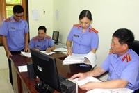 Tập trung Kiểm sát viên cho công tác nghiệp vụ, giảm khu vực hành chính, phục vụ
