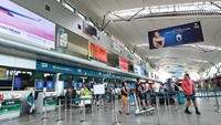 218 hành khách từ Vũ Hán - Trung Quốc vừa đến Đà Nẵng