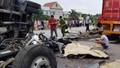 22 người chết vì TNGT trong ngày mùng 1 Tết