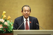 Phó Thủ tướng Trương Hoà Bình gửi thông điệp ATGT tới người dân cả nước