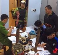 Phát hiện, xử lý 208 vụ đốt pháo trái phép trong 2 ngày Tết ở Đắk Lắk