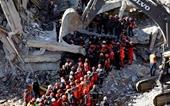 Động đất ở Thổ Nhĩ Kỳ khiến hơn 1 600 người thương vong