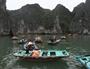 Lật đò ở vịnh Hạ Long, nữ du khách Hàn Quốc tử vong ngày mùng 1 Tết