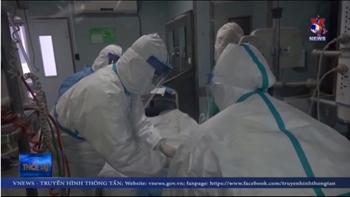 Một ngày có thêm 454 người nhiễm virus Corona