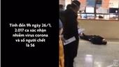 Cảnh tượng hoảng loạn, tuyệt vọng ở bệnh viện Vũ Hán, dân cầu xin giúp đỡ