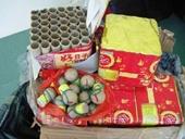 Công an tỉnh Bình Phước xử lý hàng chục đối tượng liên quan đến sử dụng pháo