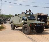 500 Cảnh sát đang vây bắt nghi phạm bắn chết 4 người ở Củ Chi
