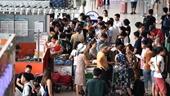 Phát hiện 2 người Trung Quốc có biểu hiện sốt cao tại sân bay Nội Bài
