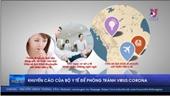 Khuyến cáo mới nhất của Bộ Y tế để phòng tránh virus Corona