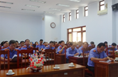 VKSND tỉnh Ninh Thuận triển khai nhiệm vụ công tác trọng tâm
