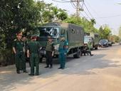 Thượng úy Cảnh sát bắn chết 5 người ở Củ Chi có thể đã tẩu thoát