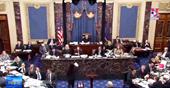 Thượng viện Mỹ bắt đầu ngày chất vấn thứ 2 luận tội tổng thống