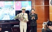 Bổ nhiệm Giám đốc Công an Tuyên Quang và Tổng biên tập Báo CAND