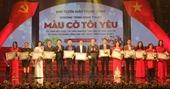 """Tổng kết cuộc thi """"Tìm hiểu 90 năm lịch sử vẻ vang của Đảng Cộng sản Việt Nam"""""""