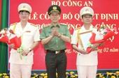 Giám đốc Công an tỉnh Sóc Trăng làm Phó Chánh Văn phòng Bộ Công an