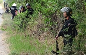 Phối hợp với Campuchia truy bắt Thượng úy Công an xả súng bắn chết 5 người