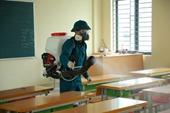 Nhiều tỉnh Nam Trung bộ cho học sinh, sinh viên nghỉ học đối phó với virus corona