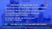 Phát hiện ca thứ 7 ở Việt Nam nhiễm virus corona