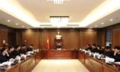 Phó Viện trưởng Nguyễn Huy Tiến làm việc với Văn phòng VKSND tối cao